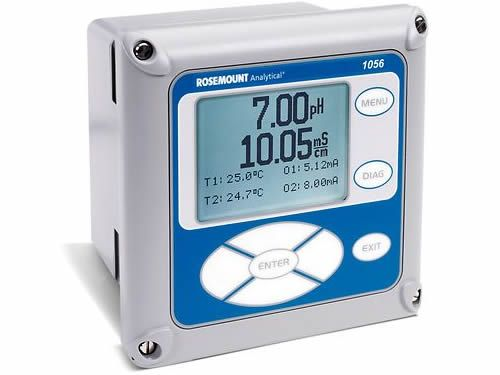 Rosemount liquid analysis transmitter 1056 series