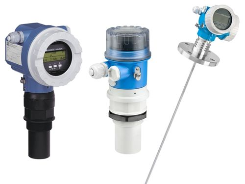 Endress+Hauser Level measurement, radar measurement, ultrasonic measurement products