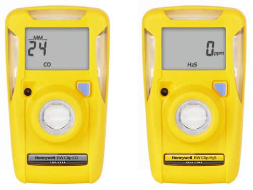 BW Clip BWC2-X 2 Year O2 Single-Gas Detector