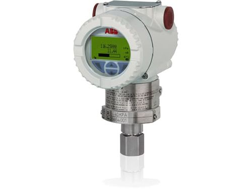 ABB top performance gauge pressure transmitter 266GST