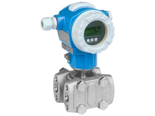 Endress+Hauser Deltabar PMD75 differential pressure transmitter