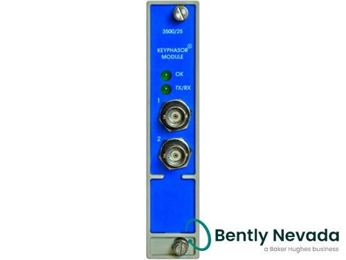 Bently Nevada 3500/25-02-04-01 Enhanced Keyphasor Module