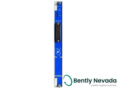 Bently Nevada 3500/94M-07-24-02 VGA Touchscreen Display Module