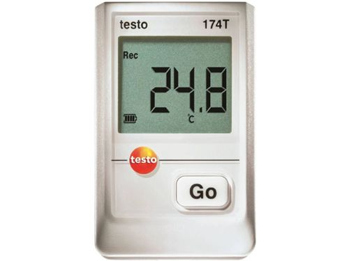 Testo 174T mini temperature data logger (1-channel)