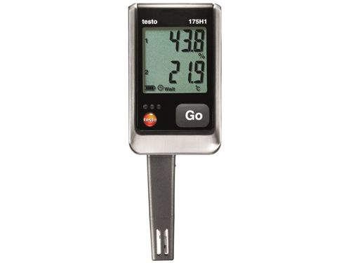 Testo 175 H1 2-channel temperature and humidity data logger