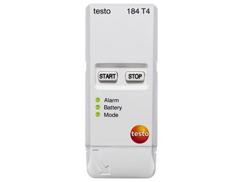 Testo 184 T4 temperature USB data logger for transport monitoring