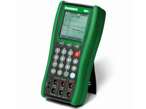 Beamex MC4 documenting calibrator for process industry.