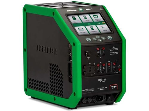 Beamex MC6-T versatile state-of-the-art temperature calibrator.