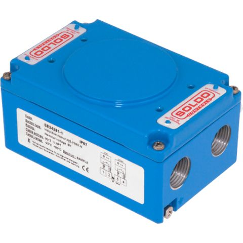 SOLDO SE series limit switch box