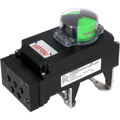SOLDO HW series limit switch box